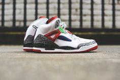 Nike Air Jordan Spiz'ike - 'White/Poison Green'