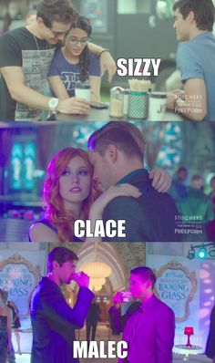 Shadowhunters S01E10 -This World Inverted - This episode was so great. They're so cute