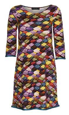 Anita knitten dress - UDSALG – MANIA Copenhagen