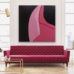 """and she embraced the chaos as it painted her life with purpose. #jhhard ................................... Acrylic on canvas. 60"""" x 60"""""""" • Aug 16, 2020 at 5:09am UT Embrace The Chaos, Kara, Love Seat, Purpose, Couch, Canvas, Life, Furniture, Home Decor"""