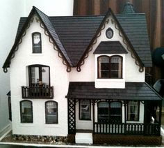 Brick Borders Complete - The Garfield by S. Mehreen - Gallery - The Greenleaf Miniature Community
