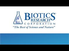 Learn about featured brand Biotics Research in this short video - YouTube