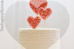 For the Love of Cake - 8 Valentine's Day cake ideas --  ParentMap