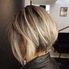 Inverted-Blonde-Bob-Hairstyle Best Short Haircuts You will Want to Try Longer in front Inverted Bob Hairstyles, Blonde Bob Hairstyles, Bob Hairstyles For Fine Hair, Hairstyles Haircuts, Medium Hairstyles, Trendy Hairstyles, Weave Hairstyles, Wedding Hairstyles, Bob Haircuts For Women