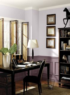 55 Best Home Office Color Samples Images In 2019