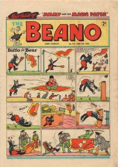 The Beano comic, June 1950