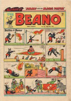 The Beano comic, June 1950