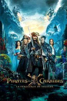 Watch Pirates of the Caribbean: Dead Men Tell No Tales Full Movie on Youtube Captain Jack Sparrow is pursued by an old rival, Captain Salazar, who along with his crew of ghost pirates has escaped from the Devil's Triangle, and is determined to kill every pirate at sea. Jack seeks the Trident of Poseidon, a powerful artifact that grants its possessor total control over the seas, in order to defeat Salazar. Pirates of the Caribbean: Dead Men Tell No Tales Full Movie on Youtube.