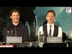{Chris Hemsworth Gets Told Fans Love Loki More Than Thor} Even though this is totally true, I feel a little bit bad for Chris. The video is still pretty funny though.