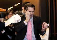 Mark Lippert, the U.S. ambassador to South Korea has been attacked, according to reports Wednesday afternoon.