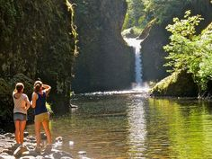 Six Easy Camping Trips from Portland