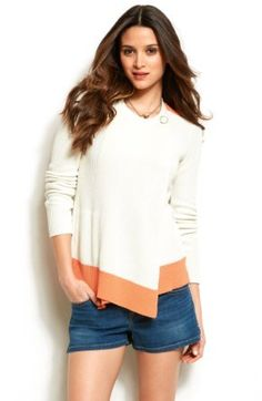 Amazon.com: Armani Exchange Colorblocked Cardi: Clothing