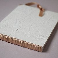 handmade bookbinding / http://www.fler.cz/zbozi/domov/bloky-zapisniky