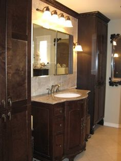 extreme single wide mobile home remodel bathroom