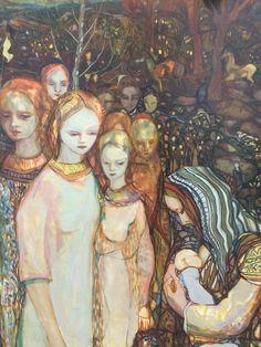 Bilderesultat for kai fjell Norway, Modern Art, Illustration Art, Fine Art, Inspiration, Instagram, Expressionism, Watercolors, Paintings