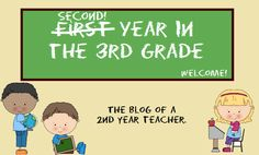 First Year in the 3rd Grade!  Great Blog