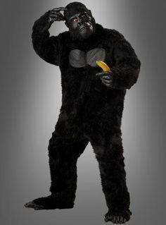 Gorilla Affenkostüm