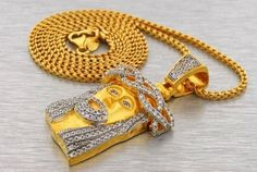 Buy directly from the world's most awesome indie brands. Or open a free online store. Hip Hop Fashion, Urban Fashion, Jesus Piece, Butter London, Lab Diamonds, London Fashion, Gold Chains, 925 Silver, Bracelet Watch