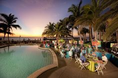 #Sanibel Harbor in #Florida is a beautiful tropical escape for reunion groups that need a little rest & relaxation!