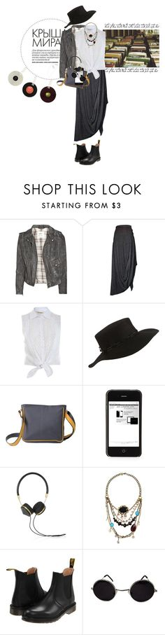 """""""Untitled #1487"""" by talita-roberto ❤ liked on Polyvore featuring M.i.h Jeans, Society for Rational Dress, Miss Selfridge, NOVICA, Karl Lagerfeld, Frends, Jimmy Choo, Dr. Martens, men's fashion and menswear"""