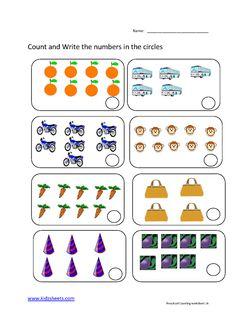 math worksheet counting 5 kindergarten kindergarten math worksheets math worksheets und. Black Bedroom Furniture Sets. Home Design Ideas