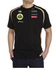Lotus racing T-shirt.