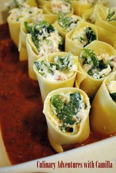 Culinary Adventures with Camilla: San Marino: Nidi di Rondine (Swallows' Nests)