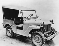 1940 Jeep Willys Quad Prototype