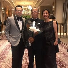It's been a great honor for #voguethailand and #Katana to hold the #VoguexFACE ball to praise khun Somchai Kaewtong @kai_boutique for his lifetime achievement.  via VOGUE THAILAND MAGAZINE OFFICIAL INSTAGRAM - Fashion Campaigns  Haute Couture  Advertising  Editorial Photography  Magazine Cover Designs  Supermodels  Runway Models