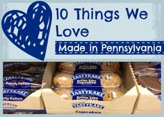 10 Products We Love, Made in Pennsylvania