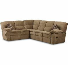 Awesome Ryder Sectional From The Ryder Collection By Lane Furniture   For All You  Cuddle Bugs!