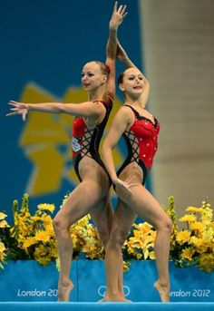 403 Best Synchronized Swimming Images In 2019 Synchronized