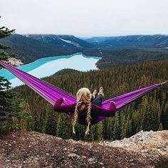 There are a ton of different hammocks out there, which one is your favorite?