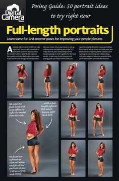 How to pose a Portraits - Posing Guide Model Poses Photography, Creative Photography, Photography Ideas, Best Photo Poses, Photo Tips, Pose Portrait, Portrait Ideas, Boudoir Poses, Posing Guide