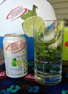 Vintage Sparkling Water Recipe