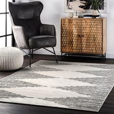 Union Rustic Joanne Geometric Gray Area Rug & Reviews | Wayfair Moroccan Style Rug, Target Rug, Rugs Usa, Cool Rugs, Contemporary Rugs, Grey Rugs, Online Home Decor Stores, Gray, Diamond