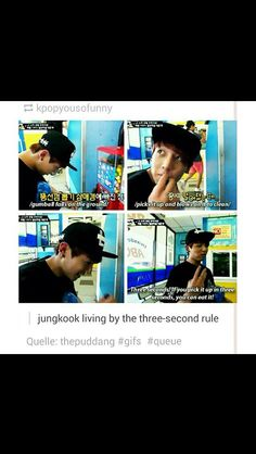 Hahahaha I understand Jungkook,  don't worry XD. By the way that scene is from the American Hustle Life program