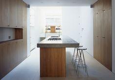 cast concrete polished kitchen worktop. Sussex, UK Rose Arbor, Kitchen Worktop, Work Tops, Furniture Making, Interior And Exterior, Concrete, It Cast, Home Decor, Decoration Home