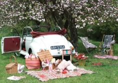 Time for a Picnic | The Style Umbrella - Inspiration for Stylish Living