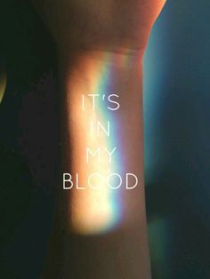 We Have in blood a love 🌈🌈