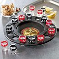 Game Night Shot Glass Large Roulette Set | Overstock.com