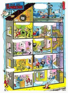 MATERIALES PARA LAS CLASES DE E/LE: El uso de los cómics en las clases de ELE