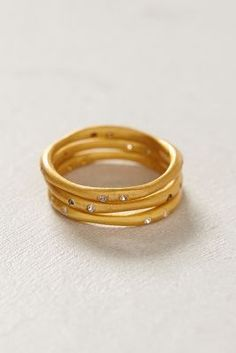 Anthropologie - Rings