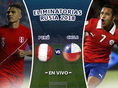 Perú y Chile juegan por la segunda fecha del proceso de Eliminatorias a Rusia 2018. Sigue los detalles del partido.