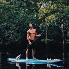 @jesseme93 living his Tarzan dream #youonlyliveonce