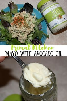 Primal Kitchen Mayo with Avocado Oil | Beauty Health and Curls