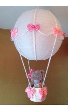 Tatty Teddy Me To You Light Shade Hot Air Balloon Perfect Baby Nursery Shade