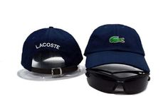 5d8ac04c 2018 New Fashion Originals LACOSTE Adjustable Baseball Cap Lacoste Store,  Crocodile Logo, Mlb Baseball