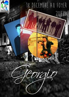 Avant MMI #valentin #pigeau #MMI #limoges #design #affiche #poster #alesa #georges #desclaudes #georgio