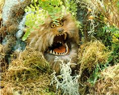 Fizzgig, from The Dark Crystal.